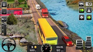 Driving City Bus Simulator 2018 Android Gameplay HD