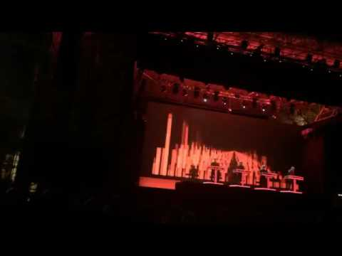 Umbria Jazz 2017 @ Kraftwerk - Tour De France - 3D concert