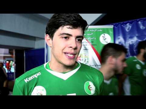 Algeria 24:18 Morocco (Group D) | IHFtv Highlights - Men's Junior World Championship Algeria 2017
