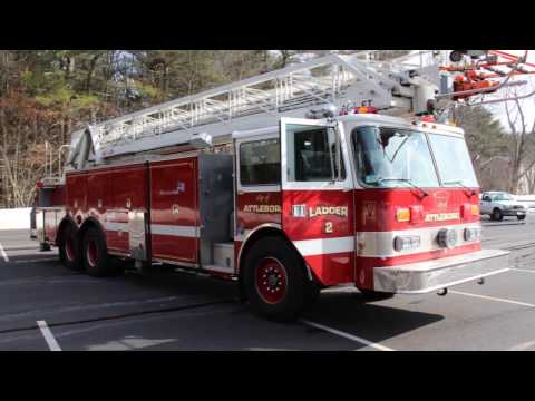 Pierce arrow 105' ladder truck for sale thumbnail