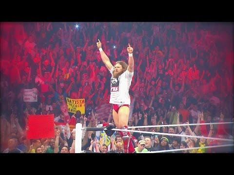 "Daniel Bryan's ""Monster"" video - One of the greatest promos IMO"