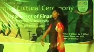 Aashona | Annual Cultural Ceremony | Dep. of Finance | Jagannath University, Dhaka | 2014