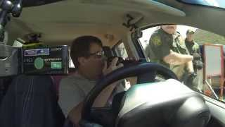 Hands on your Head - DHS Checkpoint Refusal, Campo Border Patrol Station