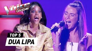 Baixar BEST DUA LIPA covers in The Voice