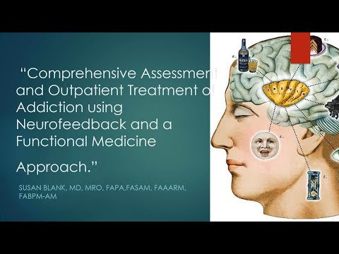 Dr. Susan Blank on NFB & Addictions