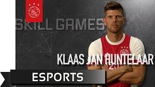Fifa skill games #1 ➡️ klaas jan huntelaar►subscribe now http://ajax.ms/subscribe►follow ustwitter: http://twitter.com/afcajaxfacebook: http://facebook.com/a...
