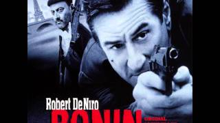 "♫ [1998] - Ronin Soundtrack | Elia Cmiral - 26 - ""Good Knowing You (Ending)"""