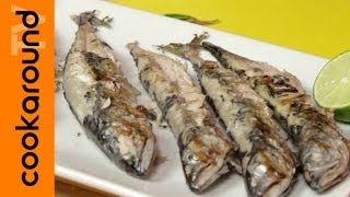 Sgombro Marinato E Grigliato / Secondo Di Pesce Al