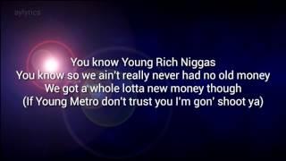 Bad and Boujee - Migos ft. Lil Uzi (lyrics)