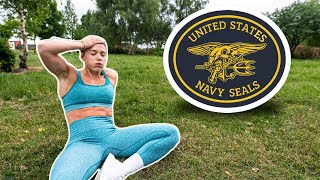 I Took the US Navy Seals Fitness Test... without practice