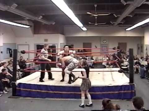 World Of Hurt Wrestling - March 18, 2005