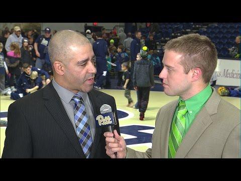 Wrestling | Head Coach Jason Peters Post Match Interview West Virginia