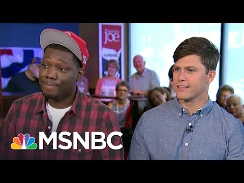 Thumbnail: SNL Brings 'Weekend Update' To Conventions | Morning Joe | MSNBC