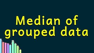 Statistics | Median Of Grouped Data | Median For Grouped Frequency Distribution | Math | LetsTute