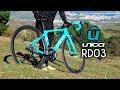 UNICA RD03, una bici 100% rutera