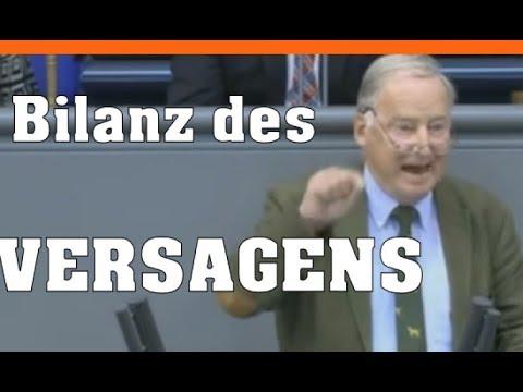 """Aktuell """" Leute werden Politik so nicht mehr mitmachen """" Bundestag Gauland HD"""