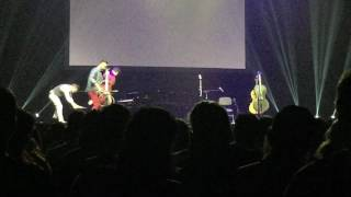 The Piano Guys in concert - Ants Marching/Ode To Joy