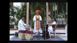 Download Charudatta Aaphale-Kirtan-Part 1-With Sanjay Karandikar on Tabla & Reshim Markale on Organ MP3 song and Music Video