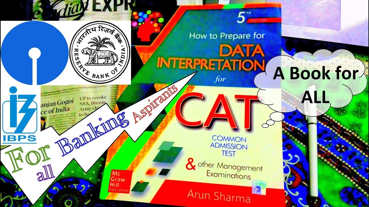 Arun Sharma Data Interpretation Book