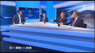 Liverpool 5-2 Roma Post Match Analysis Souness, Lennon, Kerr