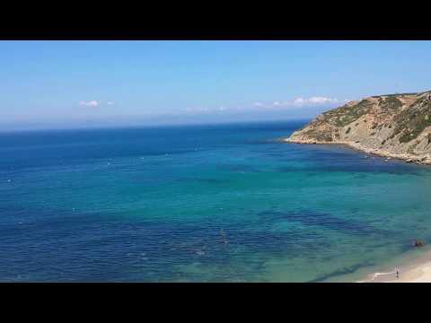 STRAND in Marokko Tanger Playa Blaca