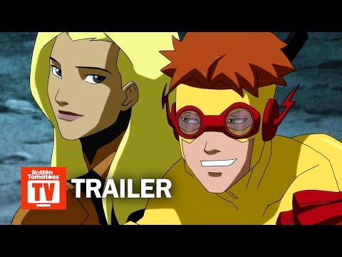 Young Justice: Outsiders Season 3 Comic-Con Trailer | Rotten Tomatoes TV