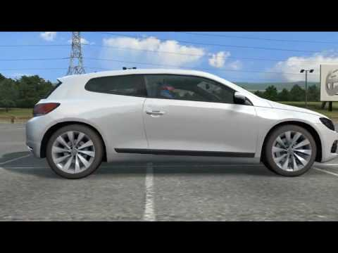 the vw scirocco, recreated inside live for speed - youtube