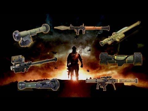 Battlefield 4 Rocket/Missile Launchers Guide: RPG, SMAW, JAVELIN, SRAW, LAW, STINGER, IGLA
