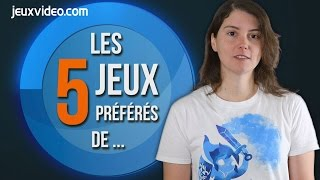 Jeuxvideo.com : Les 5 jeux préférés de Romendil