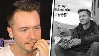 Ruhe in Frieden Philipp Mickenbecker (Realtalk)
