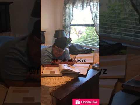 Studies video! Gutti Gang from Fl Punjabi Boyz! Original Video!!