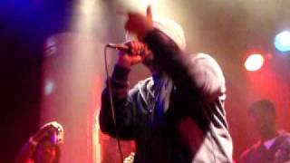 KRS-One - Freestyle over Money, Power, Respect instrumental @ Santos Party House, NYC