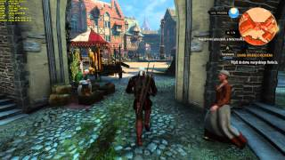 The Witcher 3 horrbile LOD/pop-in issue
