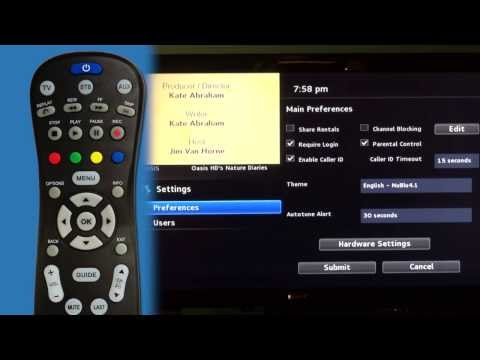 How to Use Your Bruce Telecom TV Service