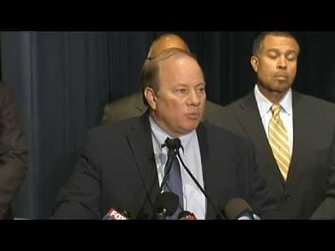 Mayor Duggan, city officials address major power outage downtown