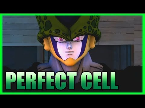 Guest Star In Dragonball Super Friends Contest FT. Perfect Cell