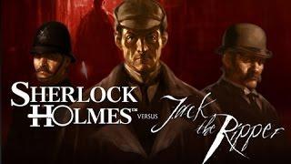 Шерлок Холмс против Джека Потрошителя. №1. Однажды в Лондоне...