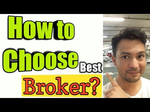 How To Choose Best Stock Broker