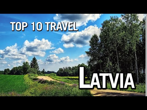 Latvia - Travel Today TV's Top Travel Destinations of 2016 - Amazing Vacation Idea!
