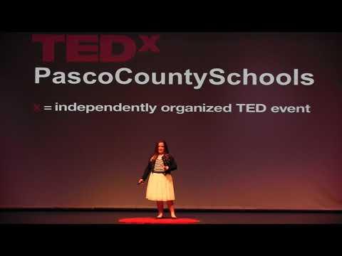 TEDx Talks: Mae Jemison   Abby Bromley   TEDxPascoCountySchools