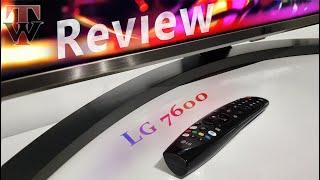 LG UM7600 Review