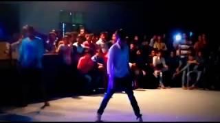 eminem rap god break dance