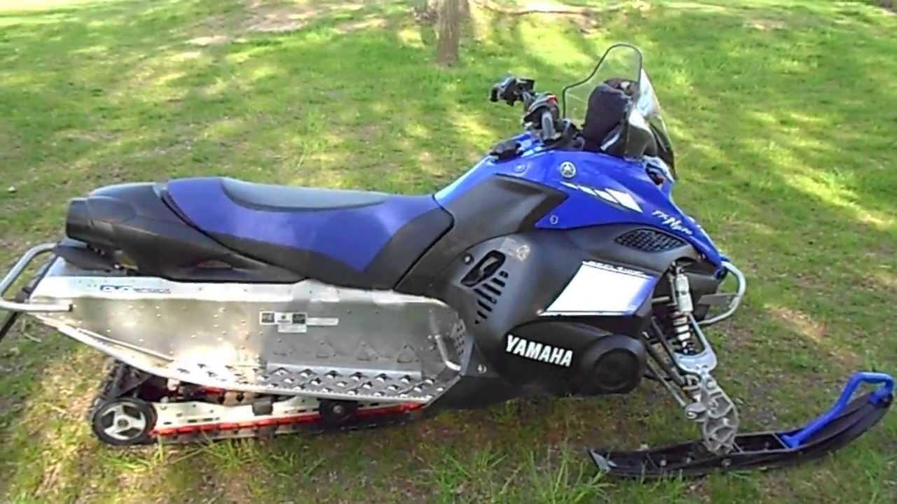 2009 Yamaha Fx Nytro
