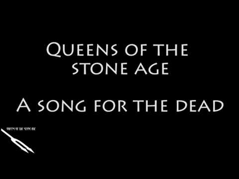 queens of the stone age - a song for the dead - karaoke