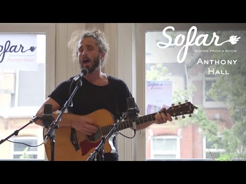 Anthony Hall - Safe With Me | Sofar Amsterdam
