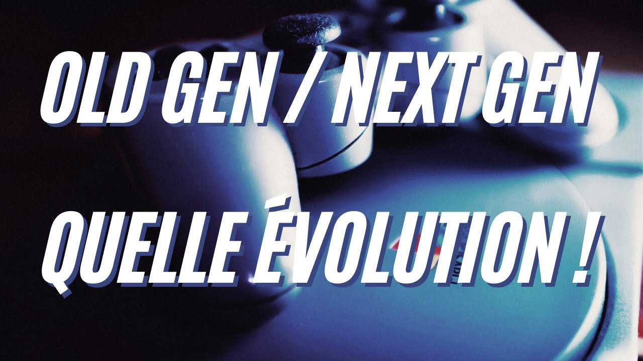 PS5 / XBOX SERIES X & S / RTX 3080 :  L'ÉVOLUTION MAJEURE !