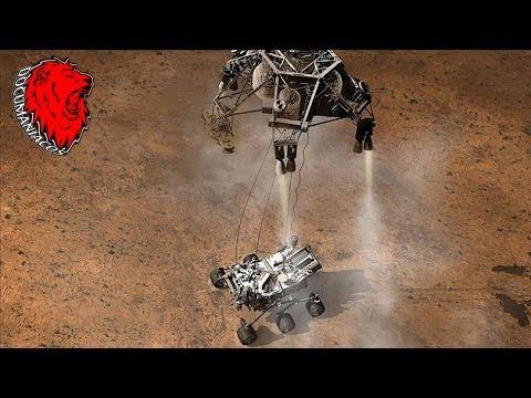 Curiosity - Explorando Marte