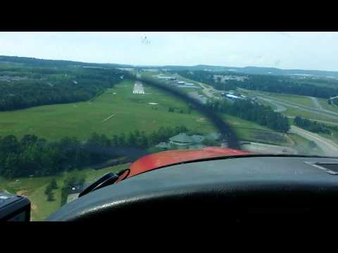 20150531 144119  May 31, 2015, landing at Shelby County airport, Alabaster AL