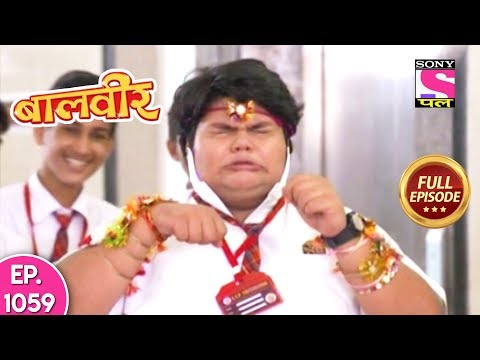 Baal Veer - Full Episode  1059 - 14th August, 2018