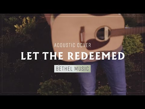 let-the-redeemed-|-acoustic-worship-cover